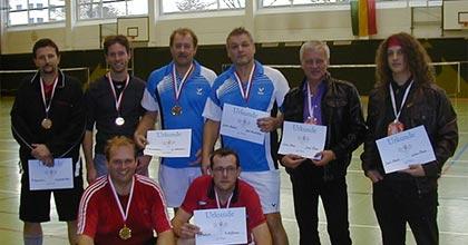 2. OÖ-Doppel-RLT der Saison 2010-2011
