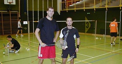 1. OÖ-Doppel-RLT der Saison 2009-2010