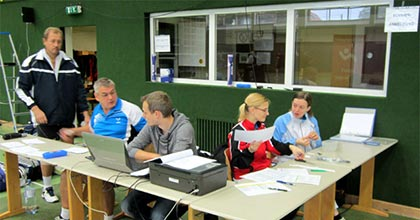 1. OÖ-Doppel-RLT der Saison 2013-2014