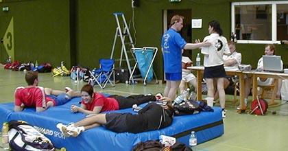 2. OÖ-Doppel-RLT der Saison 2007-2008