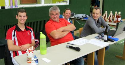 2. OÖ-Doppel-RLT der Saison 2016-2017